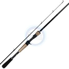 "Vara Shimano Expride EX166ML - 6'6"" (1,98m) - 07-14lb (6,3kg) - 1 Parte - p/carretilha"