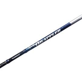 Vara Shimano Grappler B633 6'3''(1,91m) PE 3g (Carretilha)
