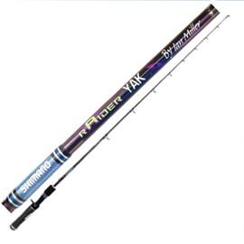 Vara Shimano Raider MF Kayak 542 5'4''(1,63m) 6-14lb (Carretilha) 2 Partes