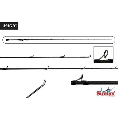 VARA SUMAX MAGIC CARRET MGC-601MHC 10-20LB