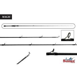 VARA SUMAX MAGIC CARRET MGC-601MLC 06-12LB