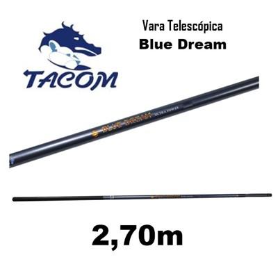 VARA TACOM BLUE DREAM TELESCÓPICA LISA
