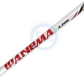 Vara Tacom Ipanema Double Tips IP-4203DT - 4,20m - Cast 100-200g - 3 Partes - 2 Pont - P/ Mol