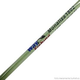 Vara Way Fishing Monaliza 1802 6'0''(1,80m) 20-40lb (Molinete) 2 Partes