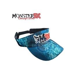VISEIRA MONSTER 3X C/REGULAGEM - Deep Blue