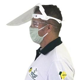 Viseira Vemplast C/ Proteção de Rosto SKU3000